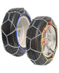 KN 90 Passanger car tire chains
