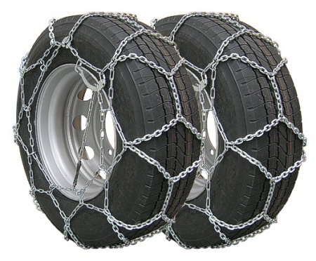 POWER 6 Truck tires snow chains