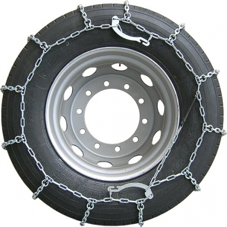 DK 4 Truck tires snow chains