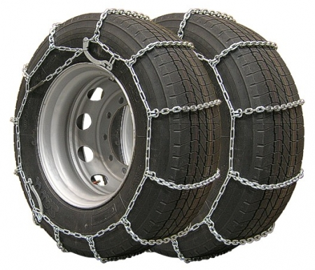 DK 9 Truck tires snow chains